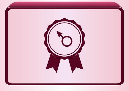 prostatic: healthy man to cure prostatitis Urology icon