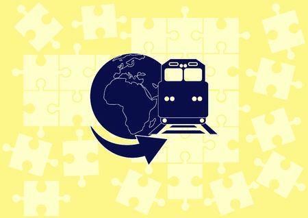 Icono del tren