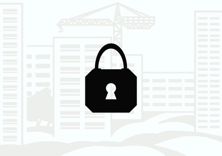 encrypt: Lock, safety, security icon