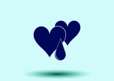 electrocardiograma: Human heart,  Cardiology resuscitation  icon