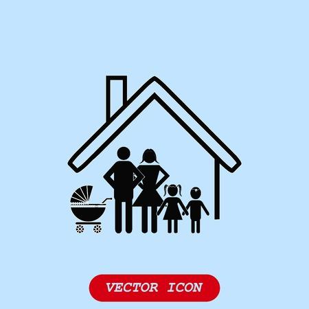 family, Love  icon