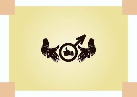 prostatitis: healthy man to cure prostatitis Urology icon