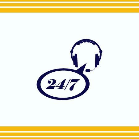 icon: Clock icon Illustration