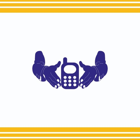 phone icon: phone, communication, communication icon