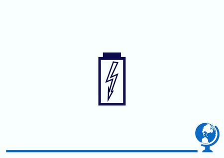 charging: Battery, charging icon