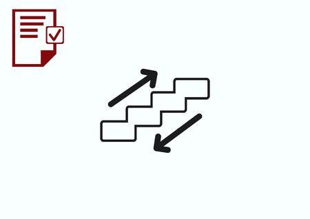 escalator: Escalator icon
