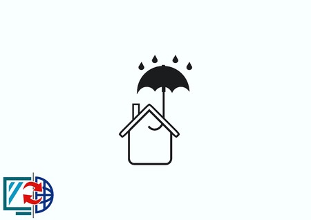 house icon, vector illustration. Illustration