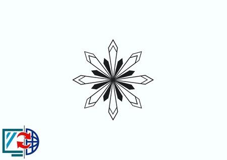 icon: snowflake icon