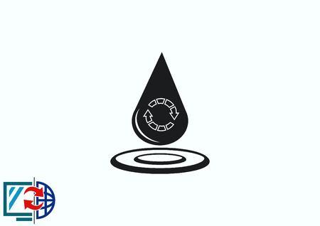 icon: Droplet icon