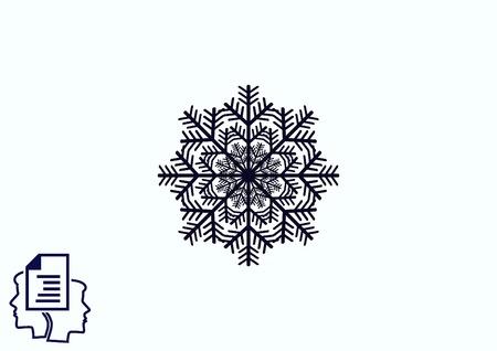 chill: snowflake icon
