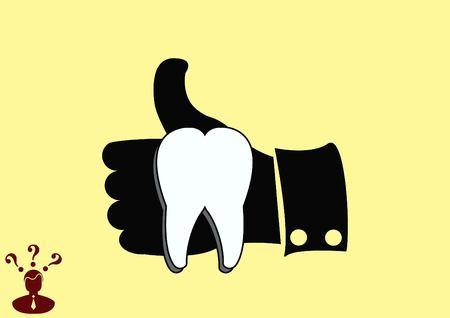 Dentistry, dental treatment  icon Иллюстрация