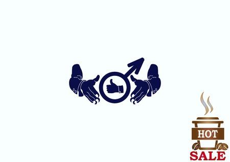 scrotum: healthy man to cure prostatitis Urology icon
