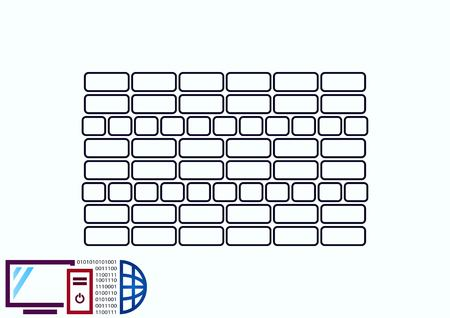 Bricks (metselwerk, metselwerk), pictogram