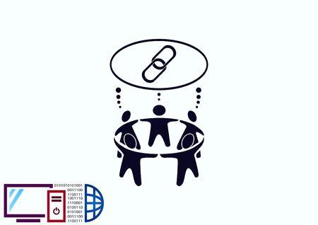 icon: Friends icon