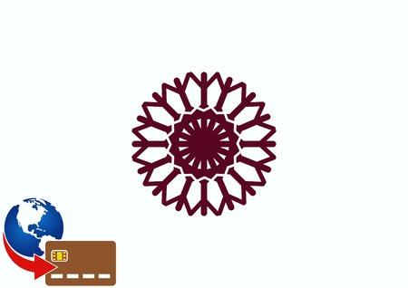 blizzards: snowflake icon