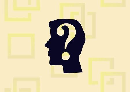 FQA  question icon design Vettoriali