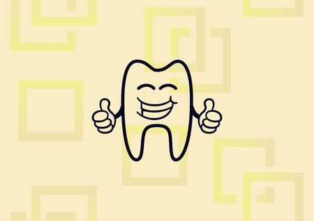 Dentistry, dental treatment  icon, Dental degree, Orthodontist, Braces, fillings and tweezers linear signs, Dental implant, Caries icon. Illustration