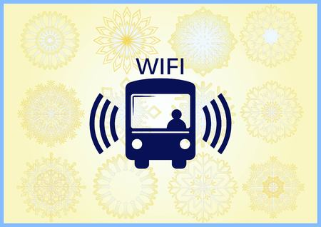 Bus icon Banque d'images - 109792777