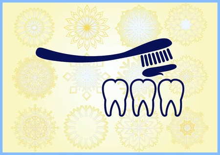 Dentistry, dental treatment  icon, Dental degree, Orthodontist, Braces, fillings and tweezers linear signs, Dental implant, Caries icon. 向量圖像