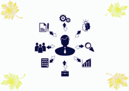 Bedrijfsstrategiepictogram, bedrijfsconceptenpictogram, vectorillustratie. Vector Illustratie