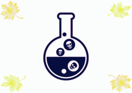 Laboratory equipment, chemistry, science icon