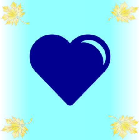 Human heart, Love  icon