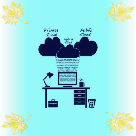 Cloud storage  icon  vector illustration . Technology icon