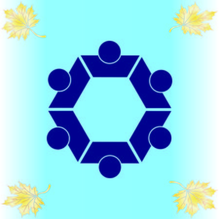 Friendship icon