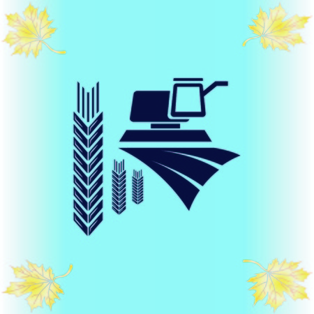Wheat  icon Ilustrace
