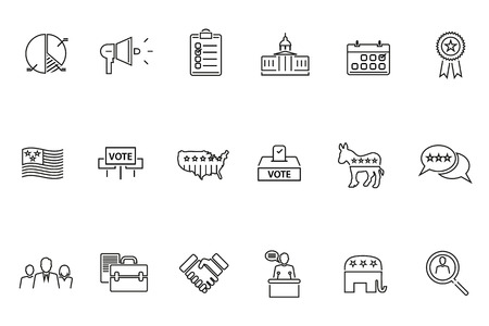 elect: Election topic icon