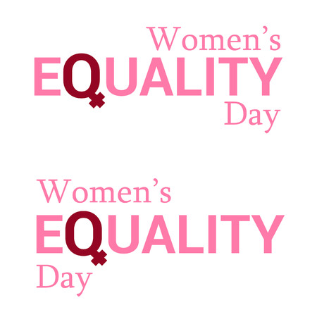 The equality day of women.