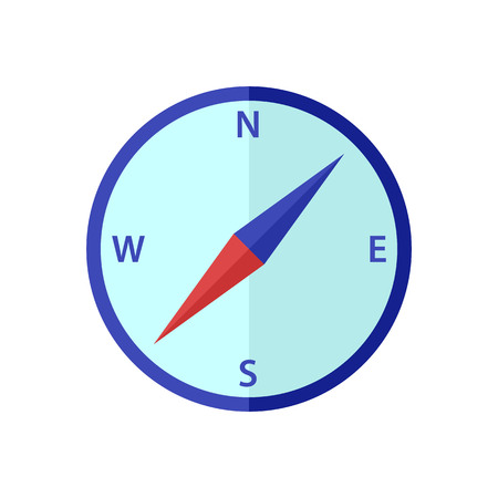 Compass represent as Attributes for summer sports activities