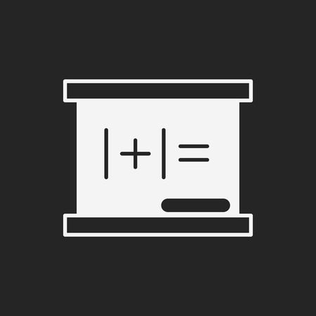 blackboard icon: blackboard icon