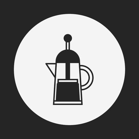 coffee maker: