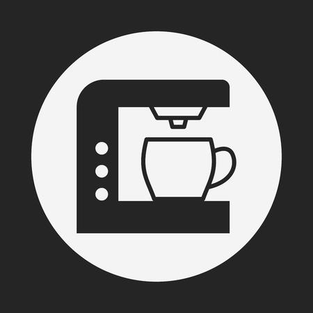 메이커: coffee maker icon