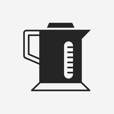 electric kettle: Electric kettle icon