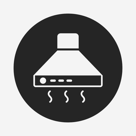 extractor: Cooker hoods icon