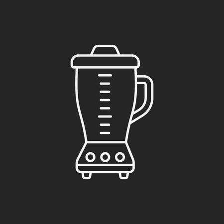 juicer: juicer line icon