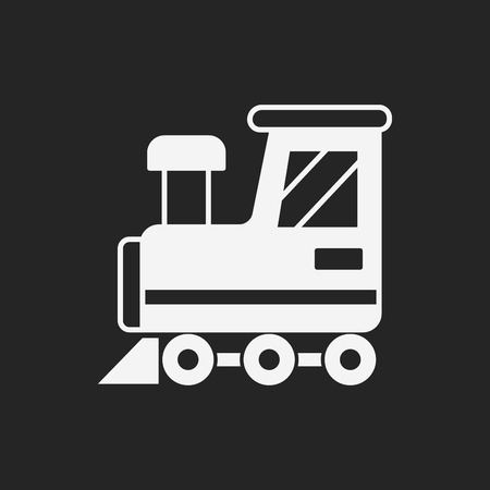 baby toy: baby toy train icon