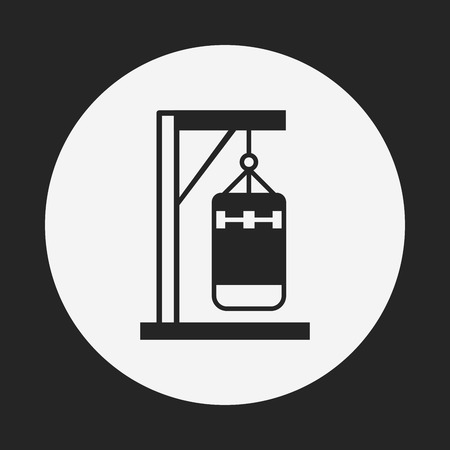 punch: punch bag icon