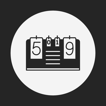 scoreboard timer: Scoreboard icon