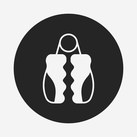 grip: grip exerciser icon