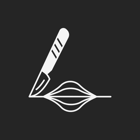 scalpel: Scalpel icon