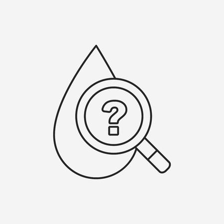 blood line: blood line icon