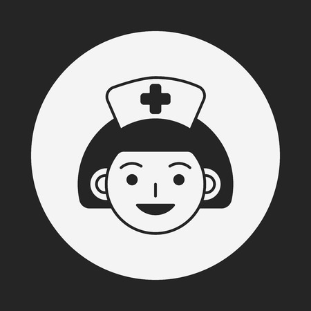 care: Health care workers Illustration