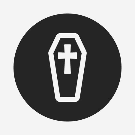 grave: halloween grave icon