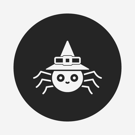 halloween spin pictogram