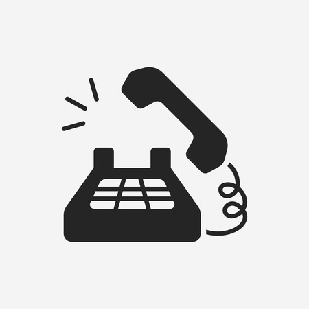 phone icon 向量圖像