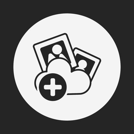 icloud: icloud icon