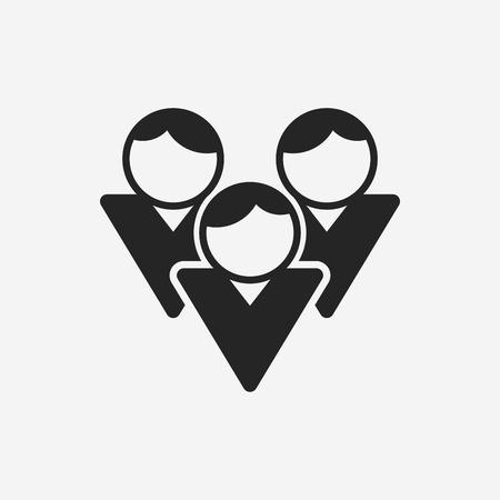 contact person: contact person icon